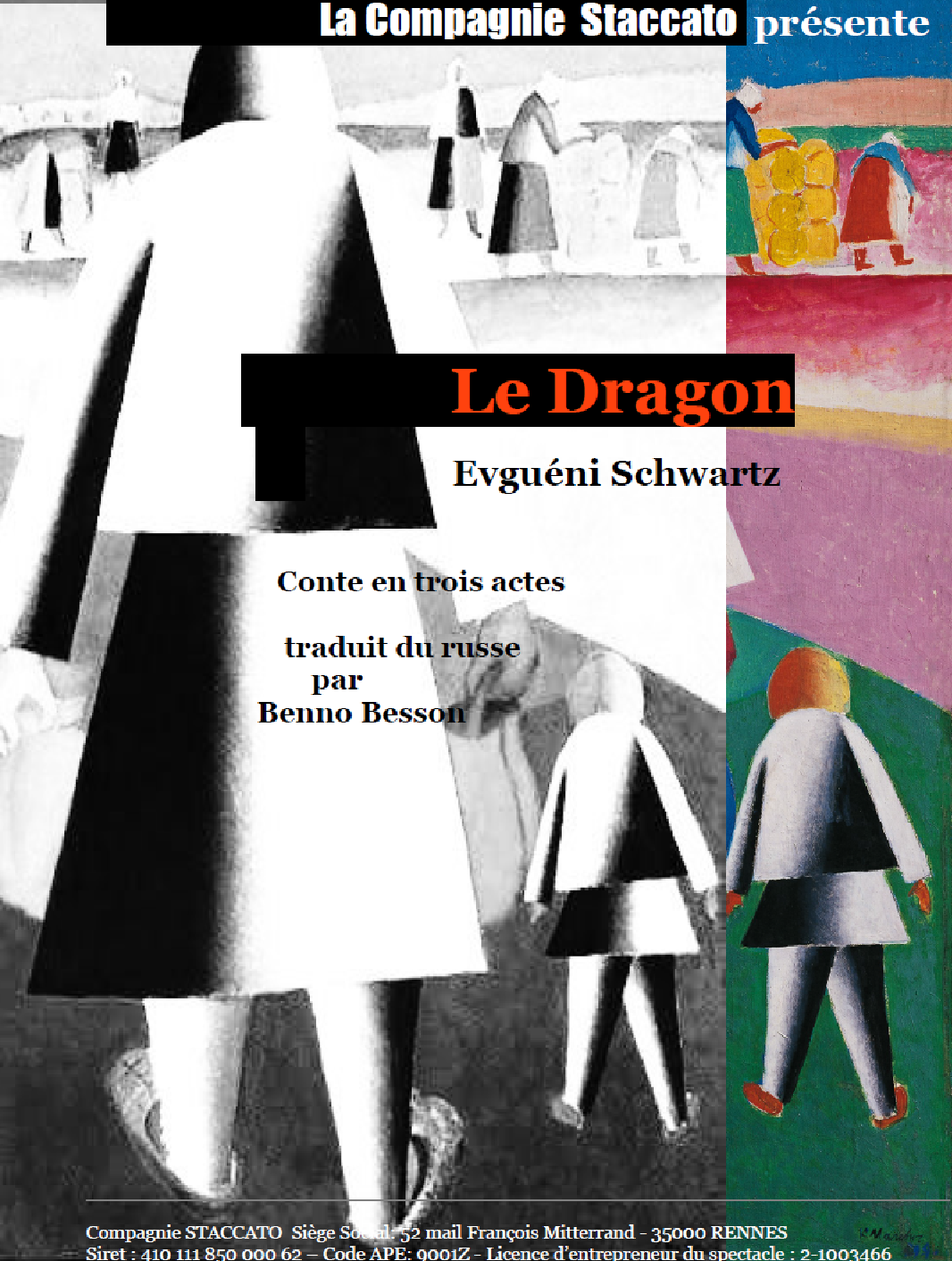 Read more about the article LE DRAGON